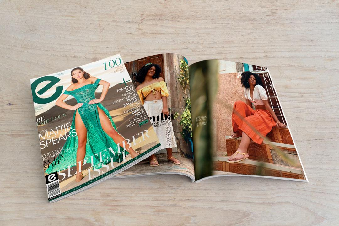 Editorial MAGIA Fotografia para Ellements Magazine
